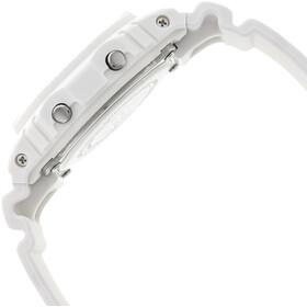 CASIO G-SHOCK DW-5600MW-7ER Watch Men, white/white/black